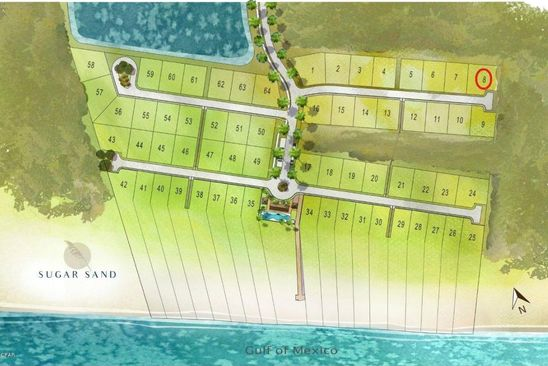 null bed null bath Vacant Land at 229 Sugar Sand East Dr Mexico Beach, FL, 32410 is for sale at 175k - google static map