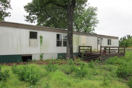 3 bed 2 bath Mobile / Manufactured at 1040 Ok-28 Eucha, OK, 74342 is for sale at 18k - google static map