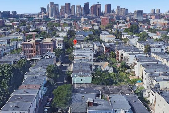 9 bed 5 bath Multi Family at 252 254 Paris St Boston, MA, 02128 is for sale at 1.65m - google static map