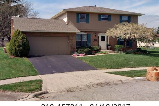4 bed 3 bath Single Family at 6401 FALKIRK PL COLUMBUS, OH, 43229 is for sale at 212k - google static map