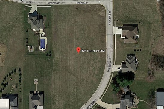null bed null bath Vacant Land at 1524 Tottenham Dr Danville, IN, 46122 is for sale at 58k - google static map