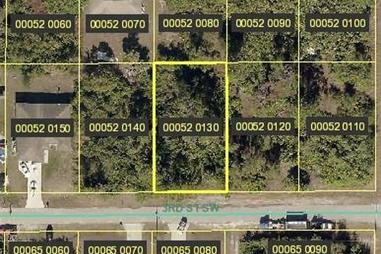 null bed null bath Vacant Land at 2712 3RD ST SW LEHIGH ACRES, FL, 33976 is for sale at 7k - google static map