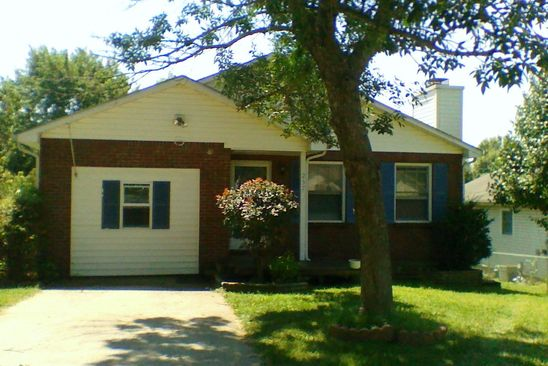 4 bed 2 bath Single Family at 237 Holly Berry Dr Frankfort, KY, 40601 is for sale at 110k - google static map
