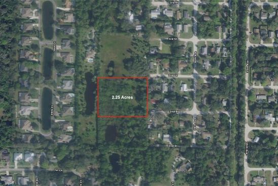 null bed null bath Vacant Land at 3665 2ND LN VERO BEACH, FL, 32968 is for sale at 120k - google static map
