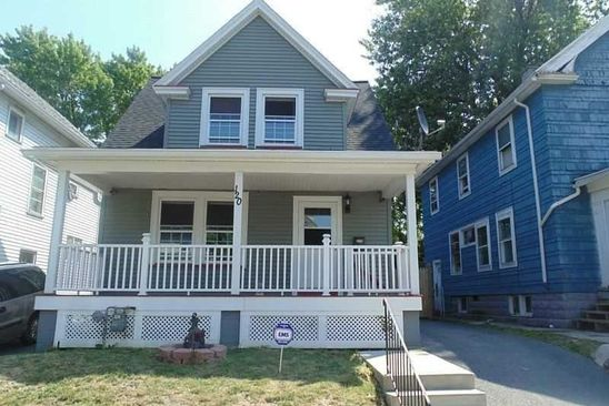 2 bed 1.5 bath Single Family at 120 BIDWELL TER ROCHESTER, NY, 14613 is for sale at 56k - google static map