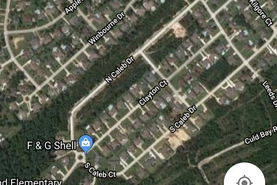 null bed null bath Vacant Land at N Caleb Dr Slidell, LA, 70461 is for sale at 115k - google static map