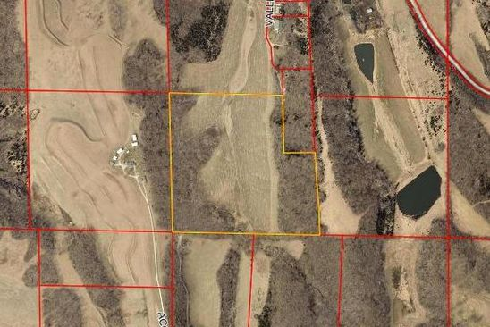 null bed null bath Vacant Land at 38.32 Ac Valley Ln Crescent, IA, 51526 is for sale at 275k - google static map