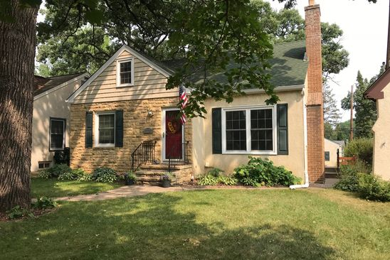 4 bed 3 bath Single Family at 3227 Yosemite Ave S Saint Louis Park, MN, 55416 is for sale at 399k - google static map