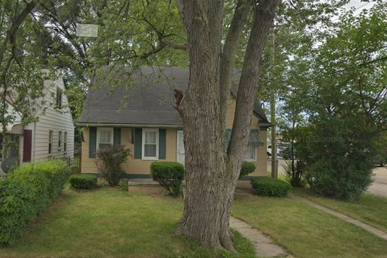 3 bed 1 bath Single Family at 11455 TECUMSEH REDFORD, MI, 48239 is for sale at 82k - google static map