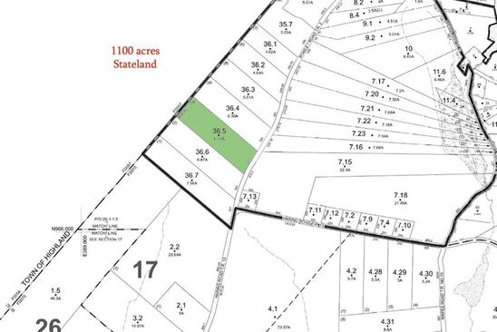 null bed null bath Vacant Land at  Rowley Rd Glen Spey, NY, 12737 is for sale at 39k - google static map