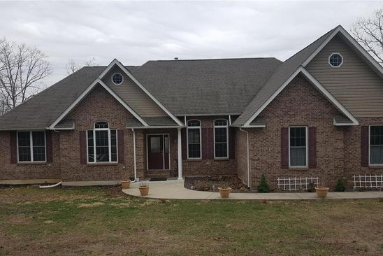 3 bed 3 bath Single Family at 26830 W State Highway 8 Potosi, MO, 63664 is for sale at 299k - google static map
