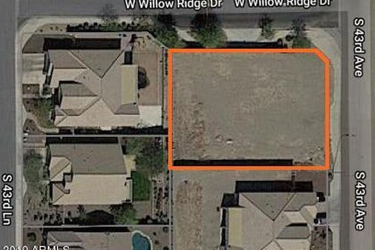 null bed null bath Vacant Land at 10124 S 43rd Ave Laveen, AZ, 85339 is for sale at 80k - google static map