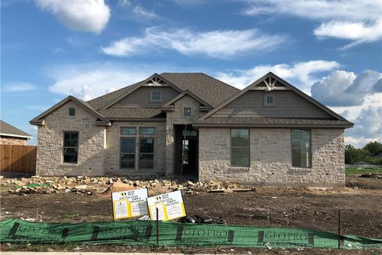 4 bed 3 bath Single Family at 10329 Creekside Ln Waco, TX, 76712 is for sale at 339k - google static map