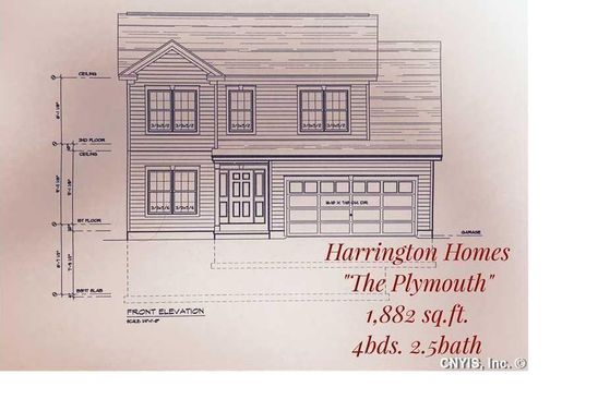 4 bed 3 bath Single Family at  Rising Crst Manlius, NY, 13116 is for sale at 296k - google static map