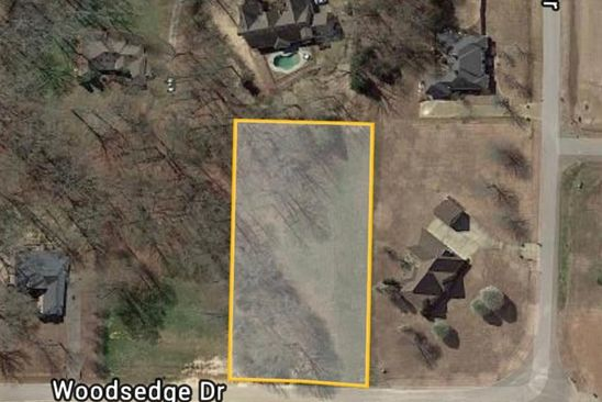 0 bed null bath Vacant Land at 410 Woodsedge Dr Eads, TN, 38028 is for sale at 47k - google static map
