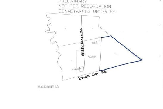 null bed null bath Vacant Land at 0 Brook Cove Rd Walnut Cove, NC, 27052 is for sale at 42k - google static map