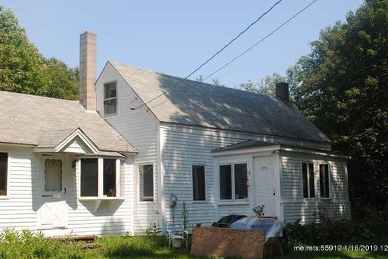 3 bed 1 bath Single Family at 289 West Rd Waterboro, ME, 04087 is for sale at 70k - google static map