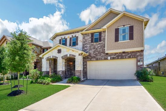 3 bed 3 bath Single Family at 22527 BELMONT COVE LN KATY, TX, 77449 is for sale at 230k - google static map