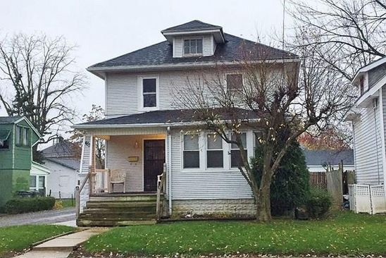 3 bed 1 bath Single Family at 463 W GRAND AVE LIMA, OH, 45801 is for sale at 40k - google static map