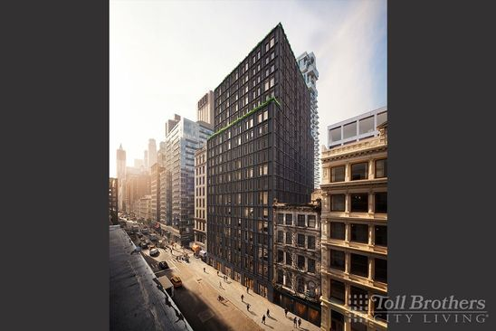 3 bed 3 bath Condo at 91 Leonard St New York, NY, 10013 is for sale at 3.92m - google static map