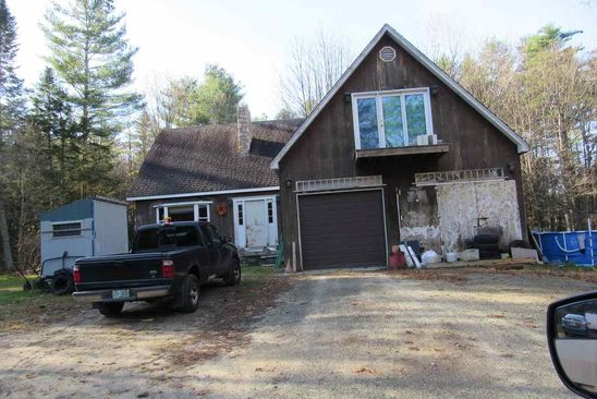 3 bed 3 bath Single Family at 38 RUSSELL LN DANBURY, NH, 03230 is for sale at 79k - google static map