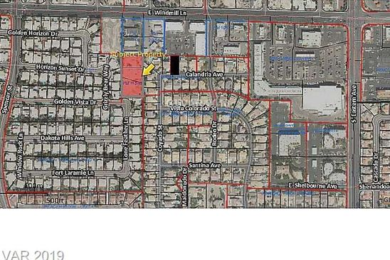 null bed null bath Vacant Land at 8110 Spencer Las Vegas, NV, 89123 is for sale at 450k - google static map
