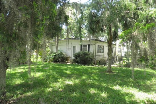 3 bed 2 bath Mobile / Manufactured at 198 PALM DR GEORGETOWN, FL, 32139 is for sale at 135k - google static map