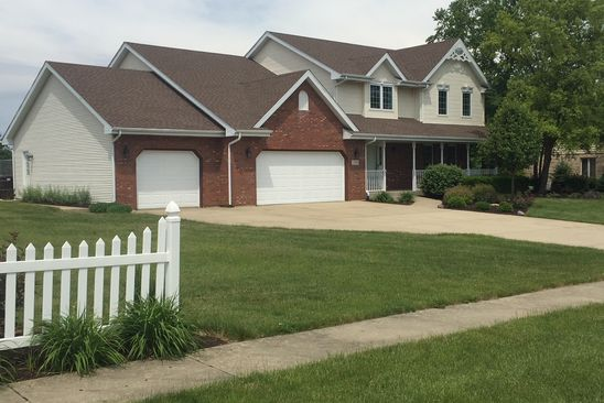 5 bed 4 bath Single Family at 22530 S FARM VIEW RD NEW LENOX, IL, 60451 is for sale at 397k - google static map