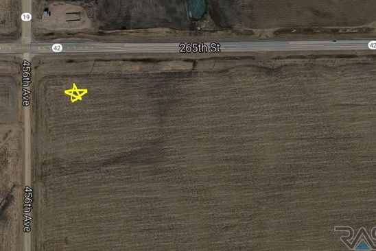 null bed null bath Vacant Land at  Tbd Hwy Hartford, SD, 57033 is for sale at 150k - google static map