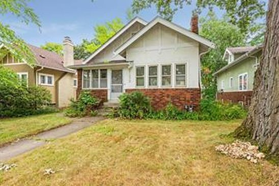 3 bed 2 bath Single Family at 5153 UPTON AVE S MINNEAPOLIS, MN, 55410 is for sale at 630k - google static map