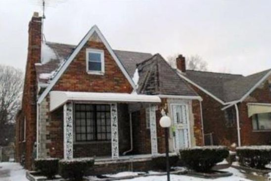 4 bed 2 bath Single Family at 18933 Barlow St Detroit, MI, 48205 is for sale at 30k - google static map