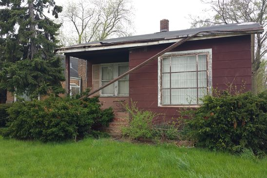 2 bed 1 bath Single Family at 528 RALSTON ST GARY, IN, 46406 is for sale at 8k - google static map
