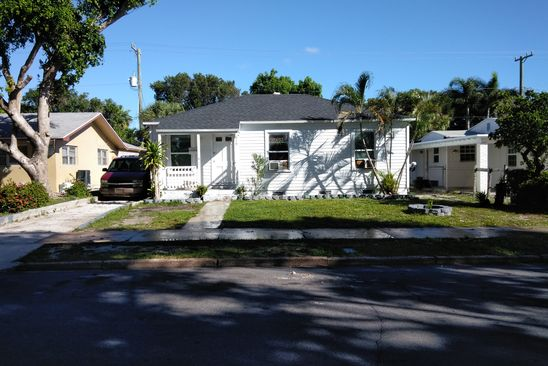 3 bed 2 bath Single Family at 519 50TH ST WEST PALM BEACH, FL, 33407 is for sale at 225k - google static map