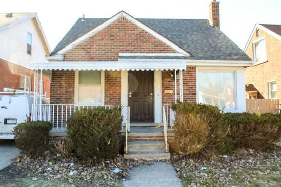 3 bed 1 bath Single Family at 7695 FIELDING ST DETROIT, MI, 48228 is for sale at 30k - google static map
