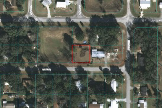 4 bed null bath Vacant Land at 6833 SW 85TH PL OCALA, FL, 34476 is for sale at 12k - google static map