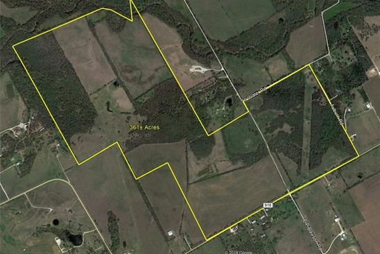 4 bed null bath Vacant Land at 13425 FM 916 GRANDVIEW, TX, 76050 is for sale at 1.99m - google static map