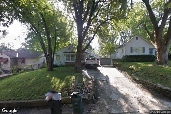 3 bed 1 bath Single Family at 1523 HARVARD AVE INDEPENDENCE, MO, 64052 is for sale at 14k - google static map