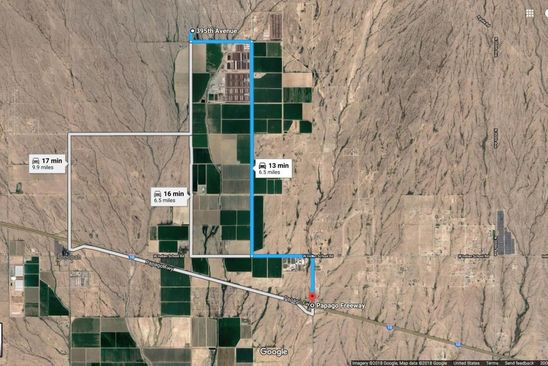 null bed null bath Vacant Land at  N 395th Ave Tonopah, AZ, 85354 is for sale at 30k - google static map