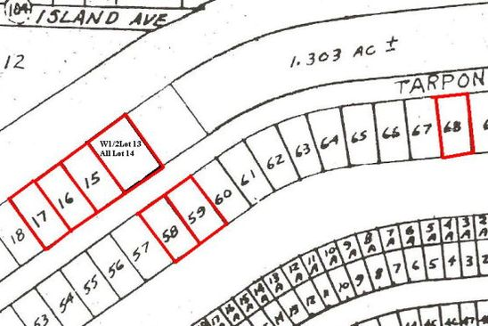 null bed null bath Vacant Land at 58 Tarpon Ave Port Isabel, TX, 78578 is for sale at 50k - google static map