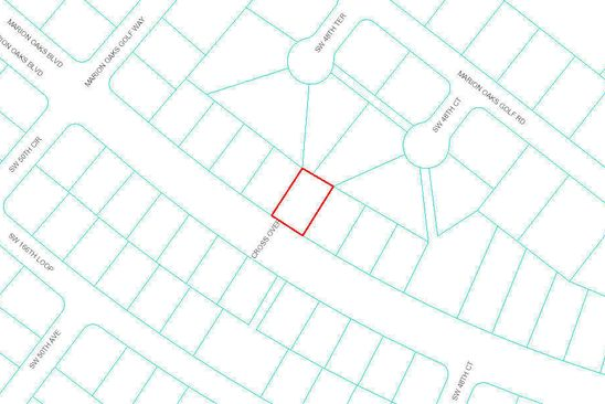 null bed null bath Vacant Land at 0 Marion Oaks Blvd Blvd Ocala, FL, 34473 is for sale at 8k - google static map