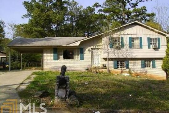 4 bed 3 bath Single Family at 948 MAJESTY LN MORROW, GA, 30260 is for sale at 89k - google static map
