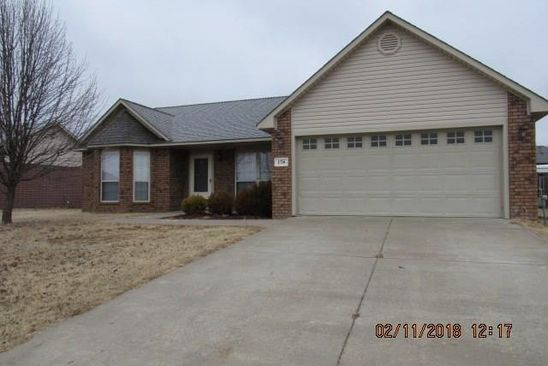 3 bed 2 bath Single Family at 178 SPRUCE ST GREENWOOD, AR, 72936 is for sale at 128k - google static map
