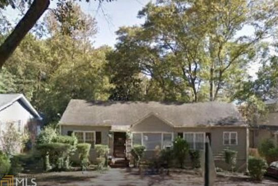 3 bed 1 bath Single Family at 1016 Adams St Decatur, GA, 30030 is for sale at 600k - google static map