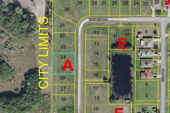 0 bed null bath Vacant Land at 959 THATCHER BLVD MOORE HAVEN, FL, 33471 is for sale at 12k - google static map