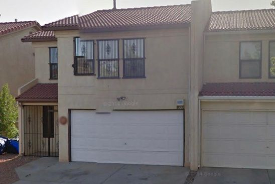 3 bed 3 bath Condo at 3000 Bright Star Dr NW Albuquerque, NM, 87120 is for sale at 150k - google static map