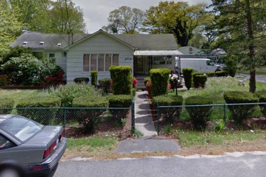0 bed null bath Single Family at 66 CEDAR OAKS AVE FARMINGVILLE, NY, 11738 is for sale at 150k - google static map