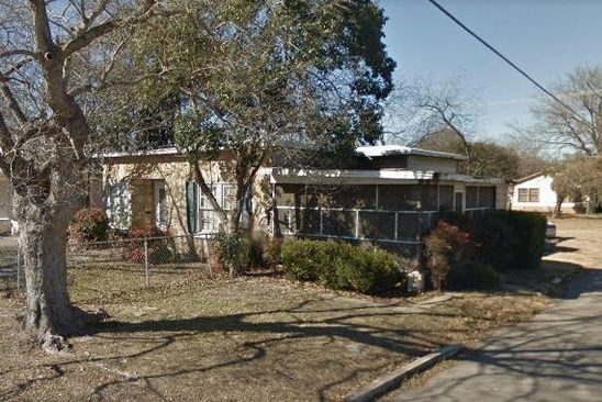 2 bed 1 bath Single Family at 3501 HOMAN AVE WACO, TX, 76707 is for sale at 35k - google static map