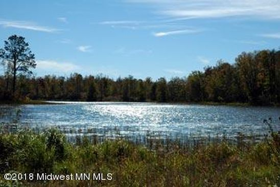 null bed null bath Vacant Land at 40300 S ICE CRACKING RD PONSFORD, MN, 56575 is for sale at 75k - google static map