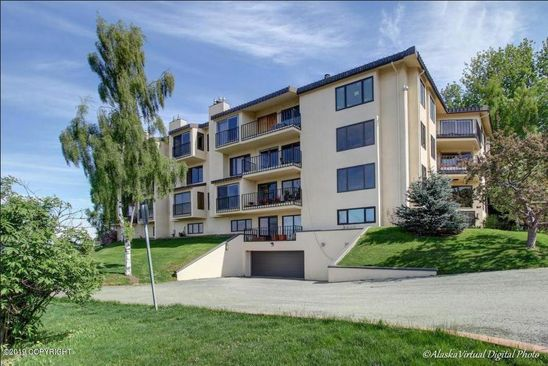 1 bed 2 bath Condo at 333 M St Anchorage, AK, 99501 is for sale at 275k - google static map