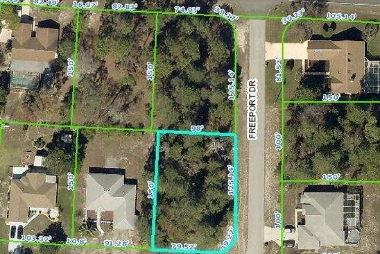 null bed null bath Vacant Land at 0 Freeport Spring Hill, FL, 34608 is for sale at 30k - google static map